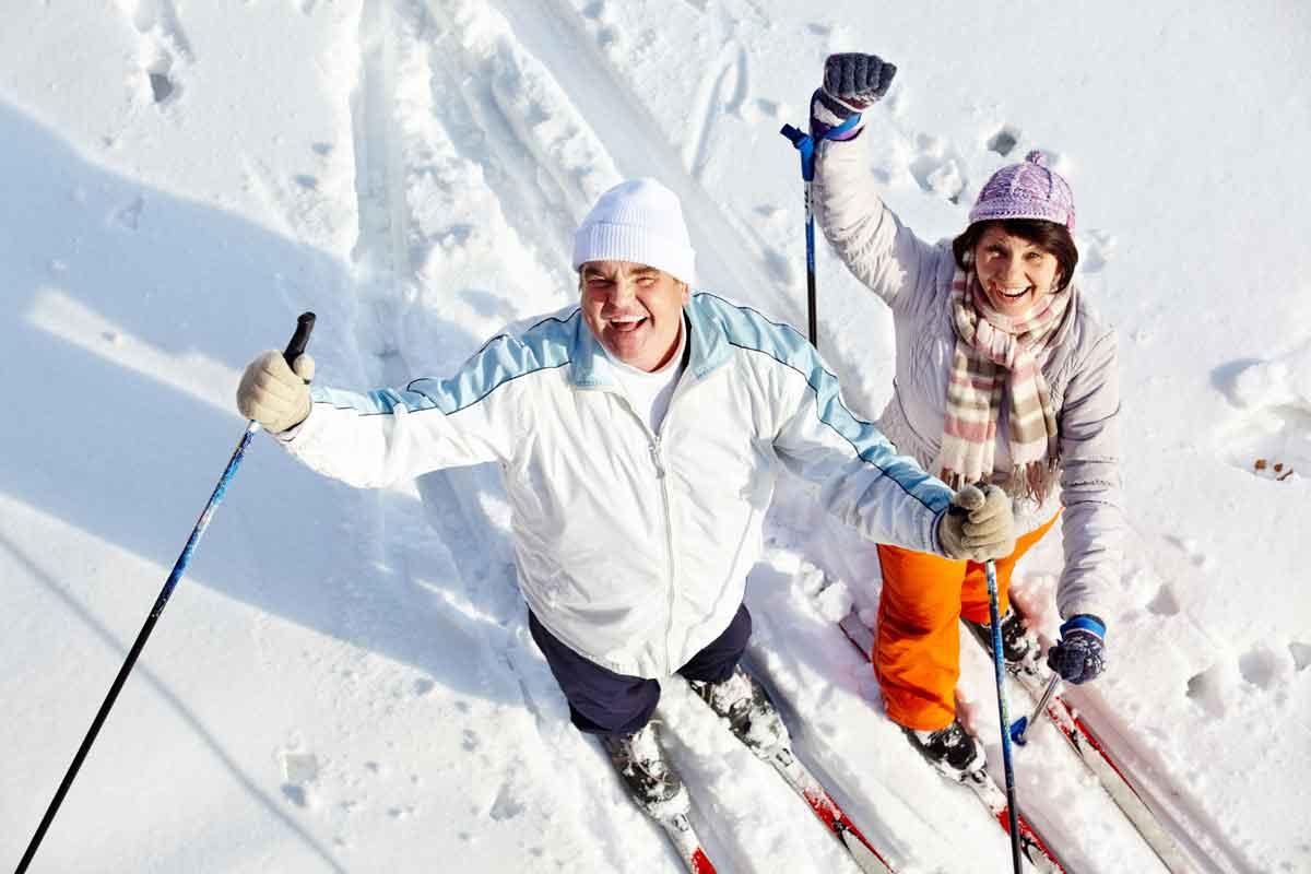 single wintersport 50 plus