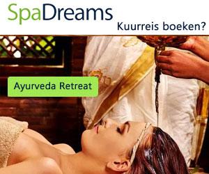 Kuurreis Ayurveda retreat banner
